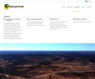Goldphyre Resources Limited Website Link