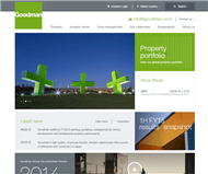 Goodman Group Website Link