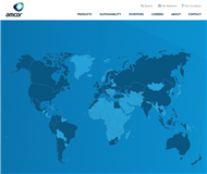 Amcor Limited Website Link