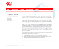 GPS Alliance Holdings Limited Website Link