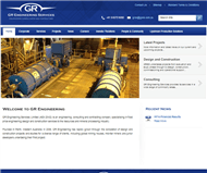 GR Engineering Services Limited Website Link