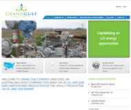 Grand Gulf Energy Limited Website Link
