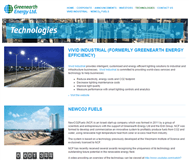 Greenearth Energy Limited Website Link