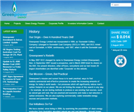 Greenpower Energy Limited Website Link