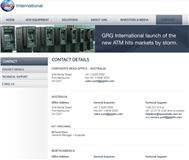 GRG International Ltd Website Link