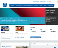Coats Group Plc Website Link