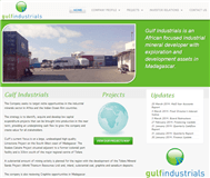 Gulf Industrials Limited Website Link