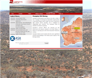 Hampton Hill Mining NL Website Link