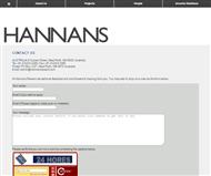 Hannans Ltd Website Link