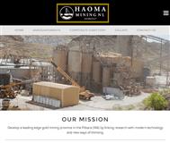 Haoma Mining Nl Website Link