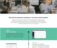 Search Party Group Ltd Website Link