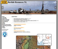 Havilah Resources Limited Website Link