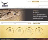 Hawthorn Resources Limited Website Link