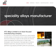 ATC Alloys Ltd Website Link