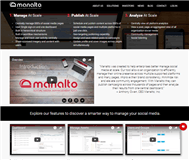 Manalto Limited Website Link