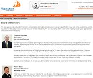 Heemskirk Consolidated Limited Website Link