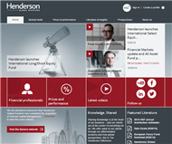 Henderson Group Plc Website Link