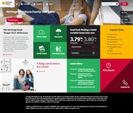 Heritage Bank Limited Website Link