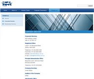 HFA Holdings Limited Website Link