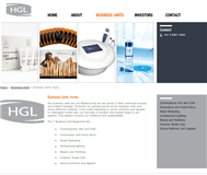 HGL Limited Website Link