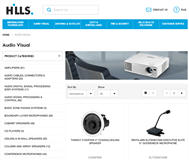 Hills Limited Website Link