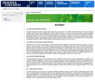 Holista CollTech Limited Website Link