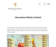Horseshoe Metals Limited Website Link