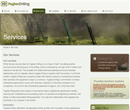 Hughes Drilling Limited Website Link