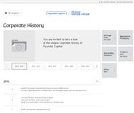 Hyundai Capital Services, Inc Website Link