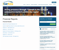 iCar Asia Limited Website Link
