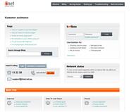 IINET Limited Website Link