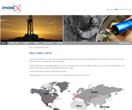Imdex Limited Website Link