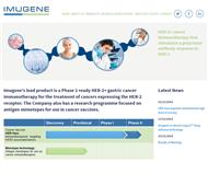 Imugene Limited Website Link