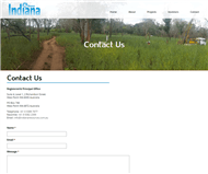 Indiana Resources Limited Website Link