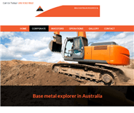 Anglo Australian Resources NL Website Link