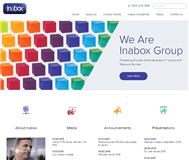 Inabox Group Limited Website Link