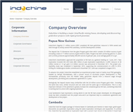 Indochine Mining Limited Website Link