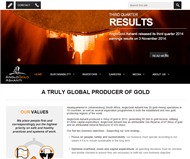 AngloGold Ashanti Limited Website Link