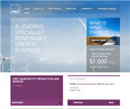 Infigen Energy Website Link