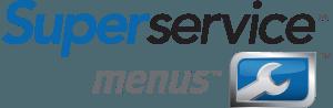 superservice-menus