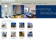 International Equities Corporation Limited Website Link