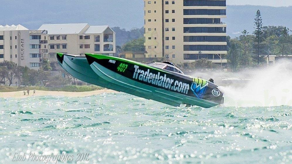 tradeulator offshore powerboat 3
