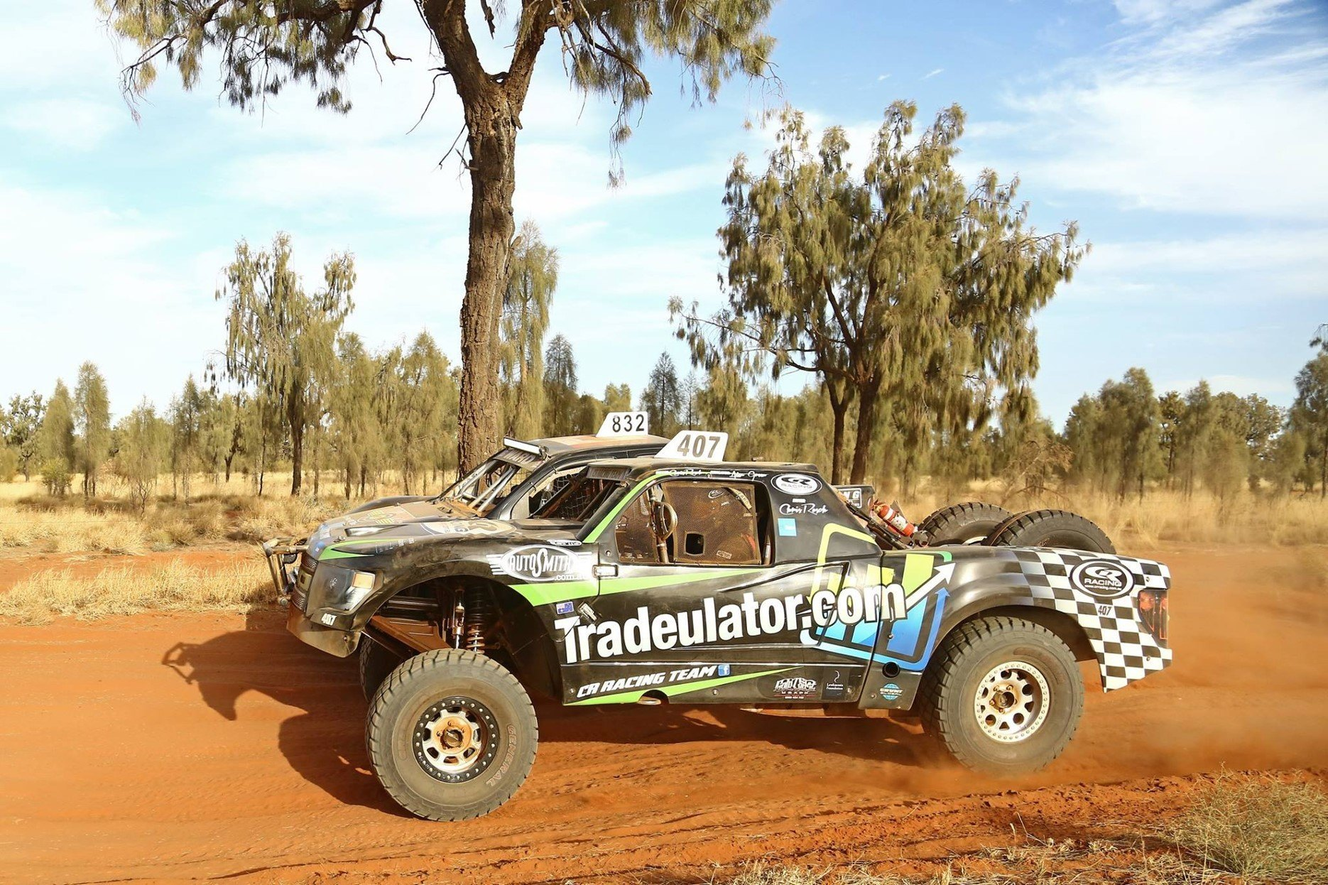Tradeulator off road truck 2