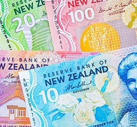 NZ 10 Year Government Stock
